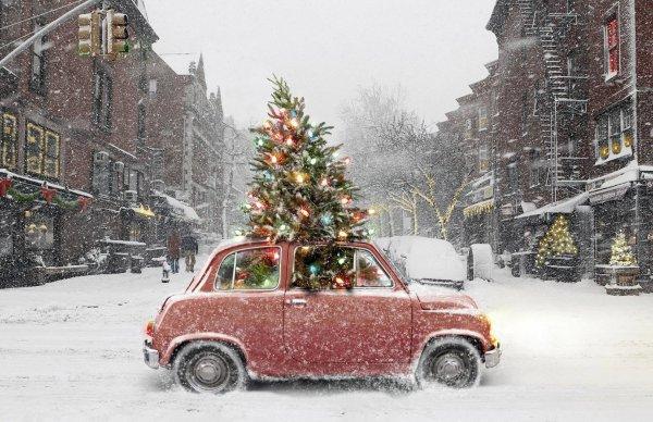 Karácsonyi ajándékvásárlás kényelmesen bérautóval