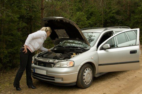 Előfordult már önnel, hogy autója cserben hagyta az úton?