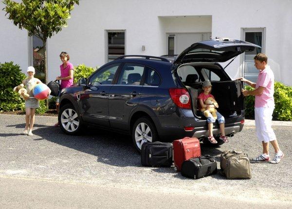Családi vakáció: autóbérlés a maximális kényelemért