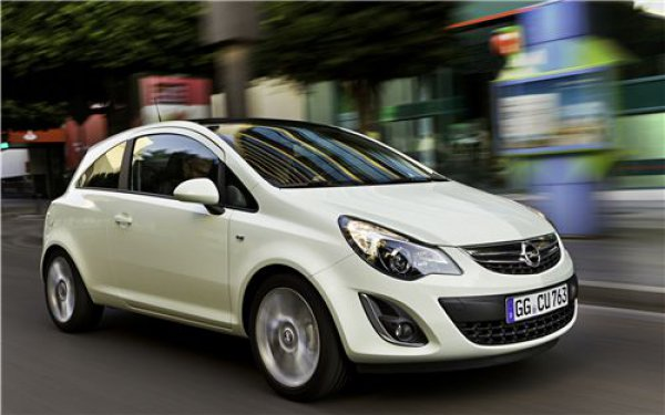 Megérkeztek az új Opel Corsa autóink!
