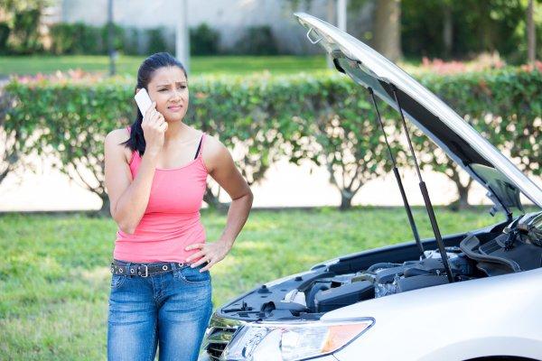 Mit tegyek, ha elromlik a bérelt autó?