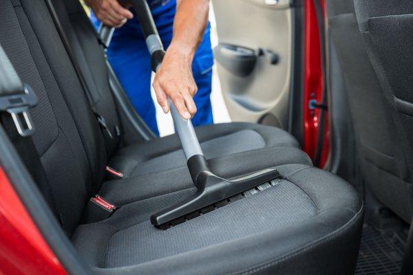 A bérelt autó tisztántartása