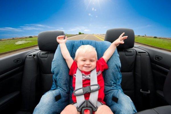 Autóbérlés kisgyerekkel