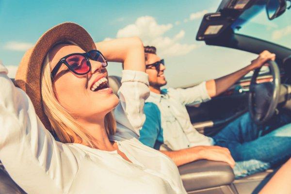 Autóbérlés a nyári kánikulában