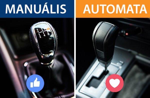 Manuális vagy automata váltó?