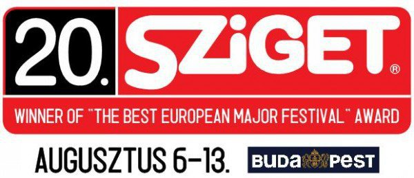 This year Sziget fesztival